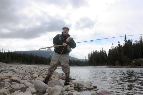 Spey Rod Bull Trout