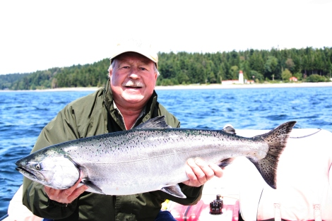 Campbell River Chinook Salmon
