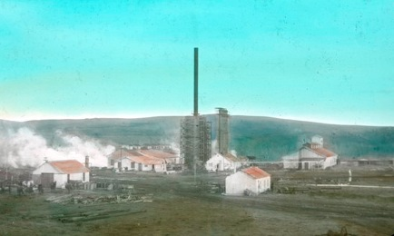 The Old Turner Valley Gas Plant