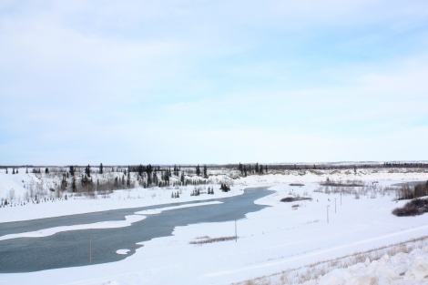 Red Deer River Tailwater