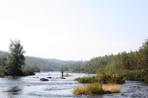 McRae River, NWT