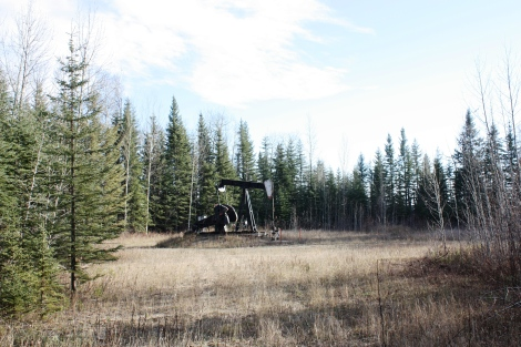 Boggy Hall Oil Lease
